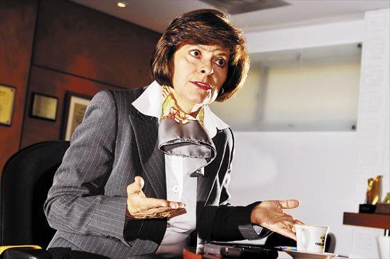 1. Vice ministra de Comercio exterior