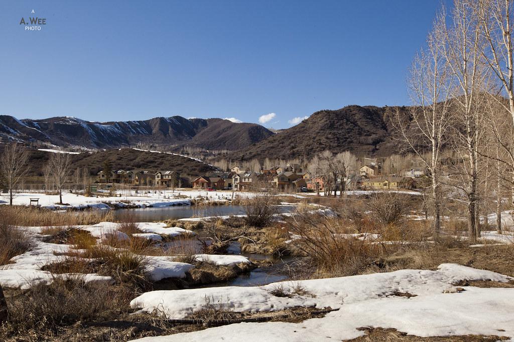 Snowmass Valley landscape