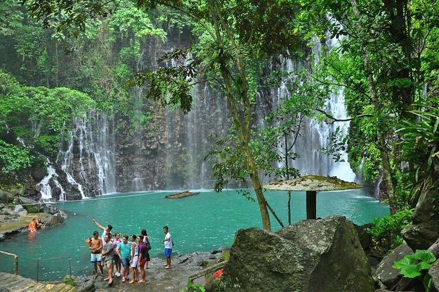 Tinago Falls, Linamon, Lanao del Norte