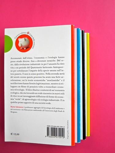 Città della scienza; vol. 1, 2, 3, 4. Carocci editore 2014. Progetto Grafico di Falcinelli & Co. Quarta di copertina: vol. 4, 1, 3, 2 (part.) 1
