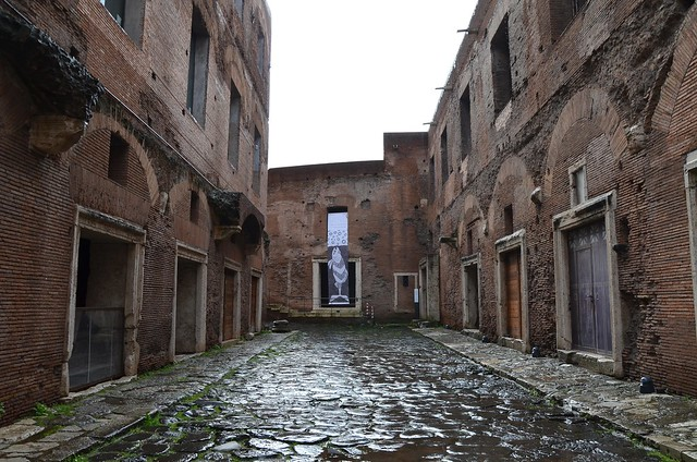 Trajan's Market, Imperial Forums, Rome