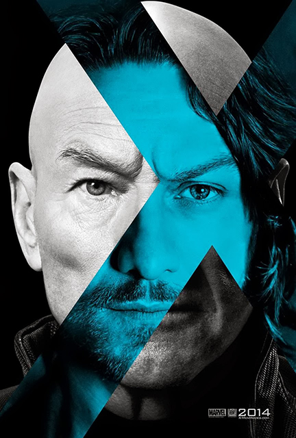 Days of Future Past Poster Charles