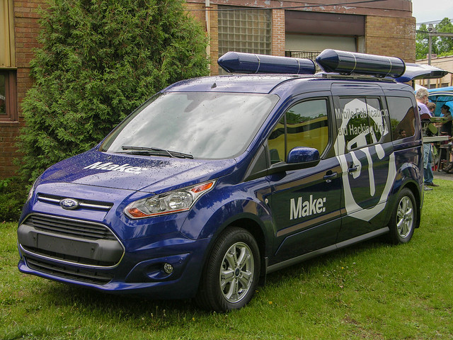 14293158086 44f487d8b5 z The Hackmobile, Coming to a Town Near You!
