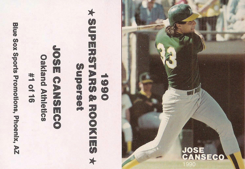 1990 Blue Sox Superstars & Rookies Superset