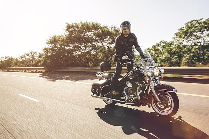 Harley Davidson Desmond Louw South Africa 0432