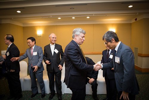 2013 - South Korea International Alumni Reception Gallery