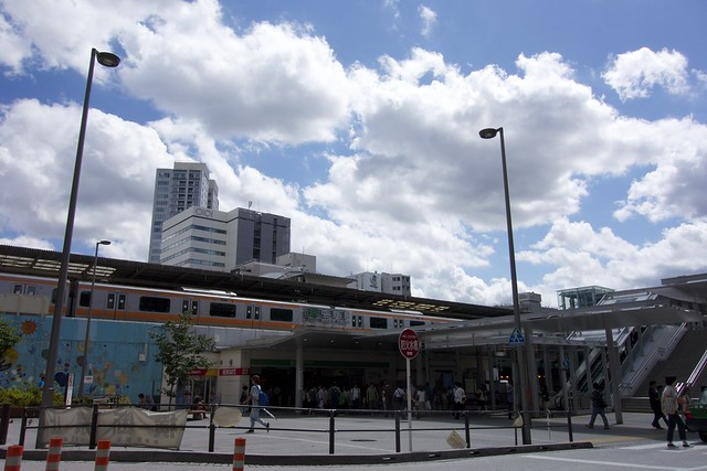中野駅 Nakano Station