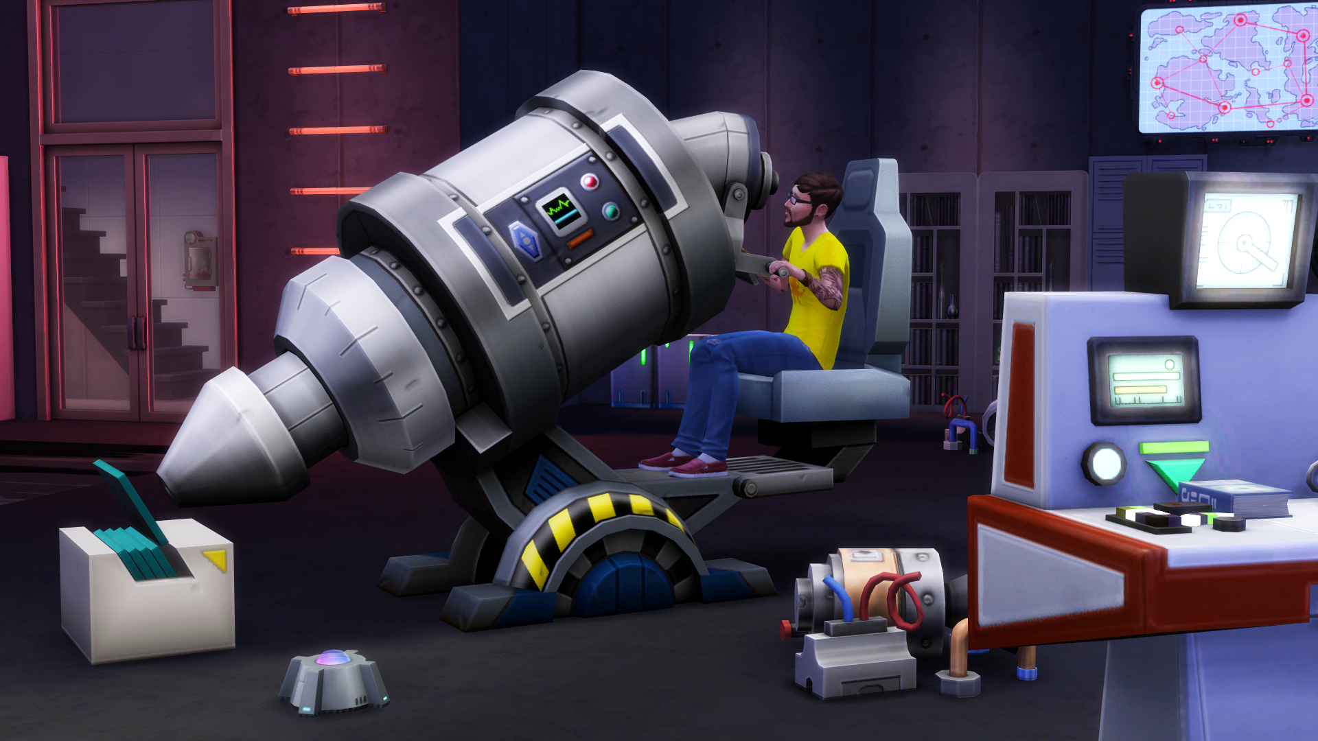 [Noticia]Reportajes de Los Sims 4: Pekesims 14384615534_6907f20dba_o