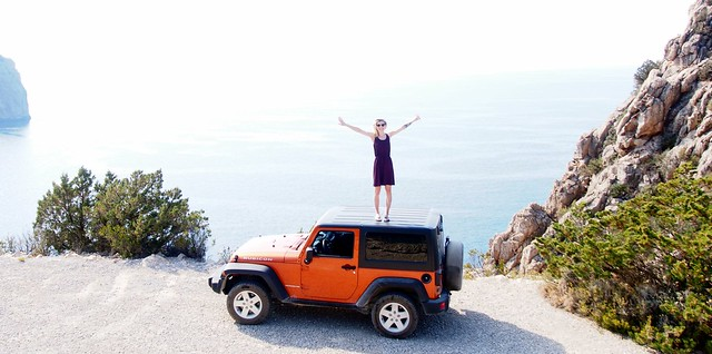 ibiza portitxol jeep