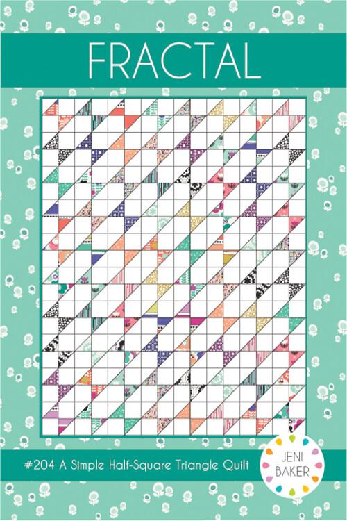 Fractal Quilt Pattern