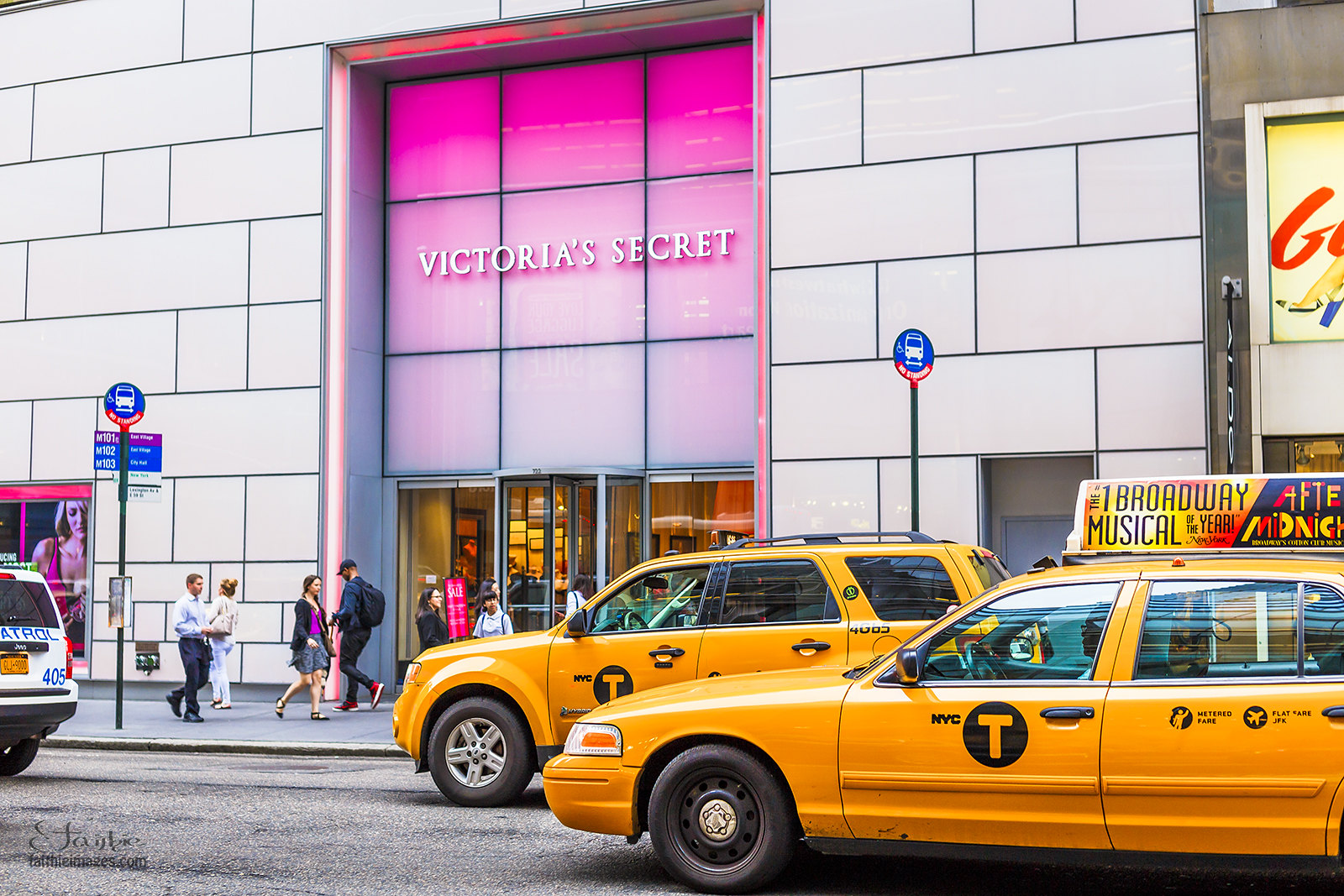 Victoria's Secret shop in New York