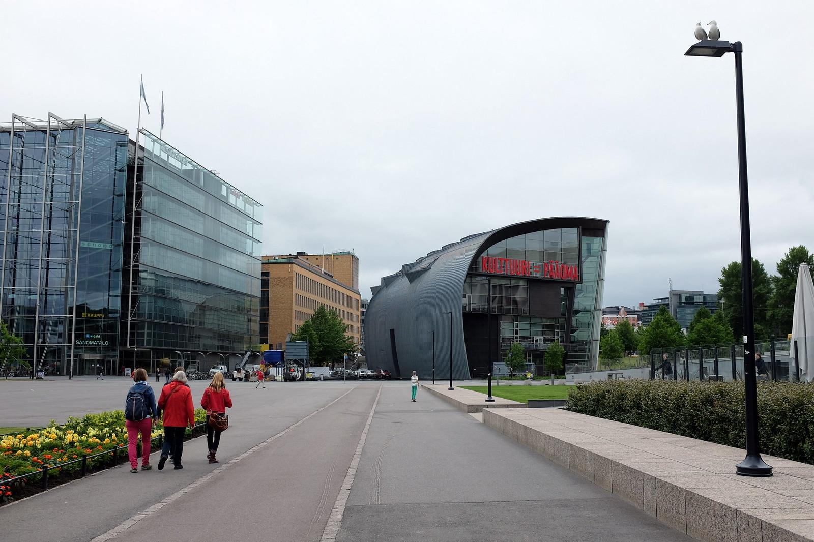 Zwischenstop Helsinki