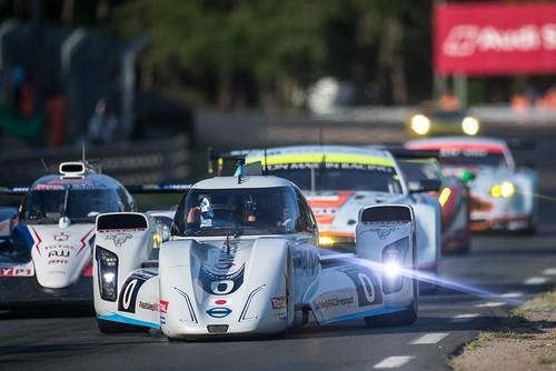 Nissan ZEOD RC 24 Horas Le Mans 2014