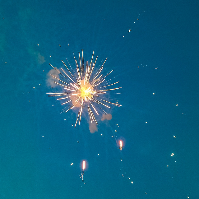 [079] Fireworks
