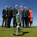 Official announcement of the Open Championship in Royal Portrush, Northern Ireland, 16 June 2014
