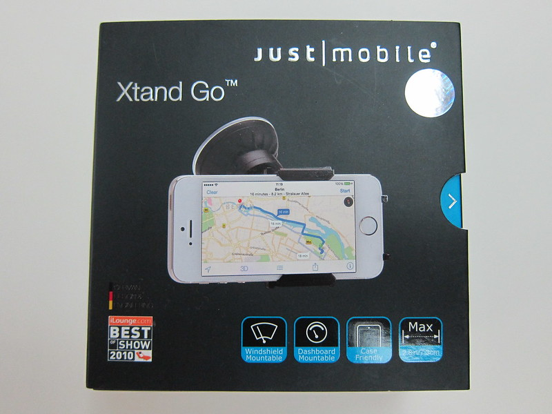 Just Mobile Xtand Go - Box Front