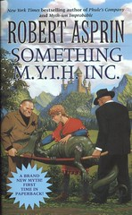 Something M.Y.T.H. Inc.  by Robert Lynn Asprin