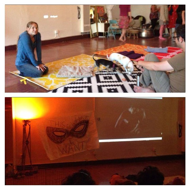 Feminist Dance Screening