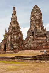2014-06-05 Thailand Day 14, Wat Chaiwatthanaram, Ayutthaya
