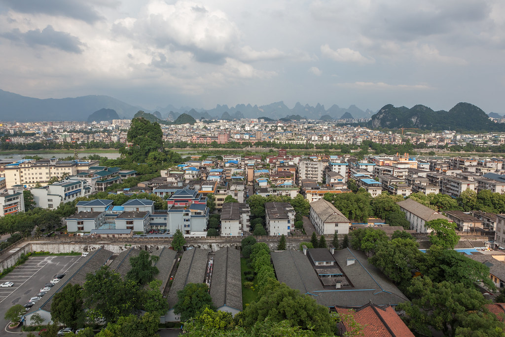 View of Guilin