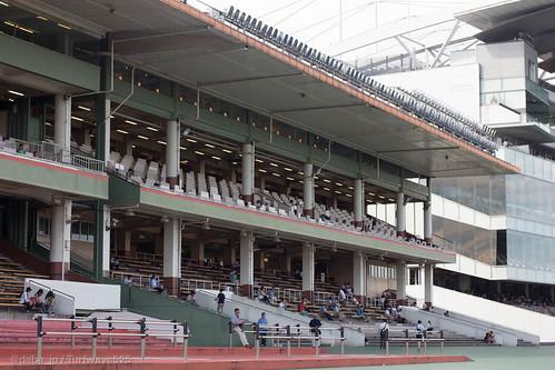 20140711 大井競馬場 2号スタンド / Ohi R.C. Stand-2