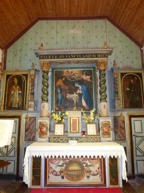 127 Église de Grenneville, Crasville