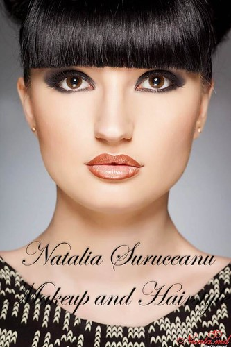 Natalia Suruceanu Makeup and Hairstyle