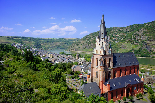 Oberwesel Church