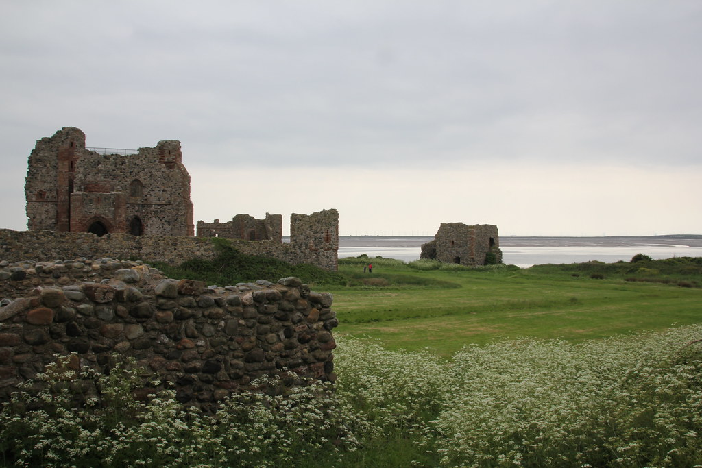 aldingham, roa island, piel island, barrow in furness