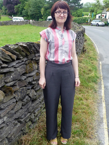 Vintage Simplicity 3688 19040s Trousers