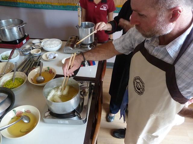 Cooking class #1, Saigon