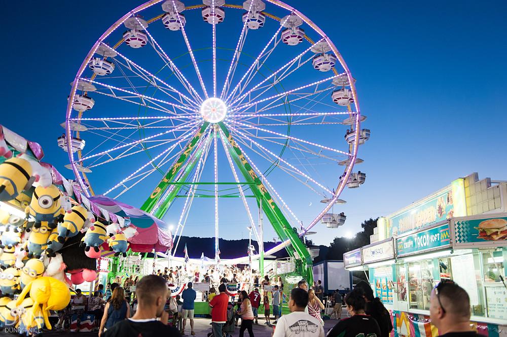 Alameda County Fair - 06.29.14