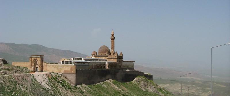 Palácio de Ishak Pasha