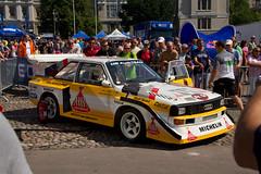 family car(0.0), dirt track racing(0.0), race track(0.0), race car(1.0), auto racing(1.0), automobile(1.0), rallying(1.0), racing(1.0), vehicle(1.0), stock car racing(1.0), sports(1.0), race(1.0), motorsport(1.0), rallycross(1.0), land vehicle(1.0), world rally championship(1.0),