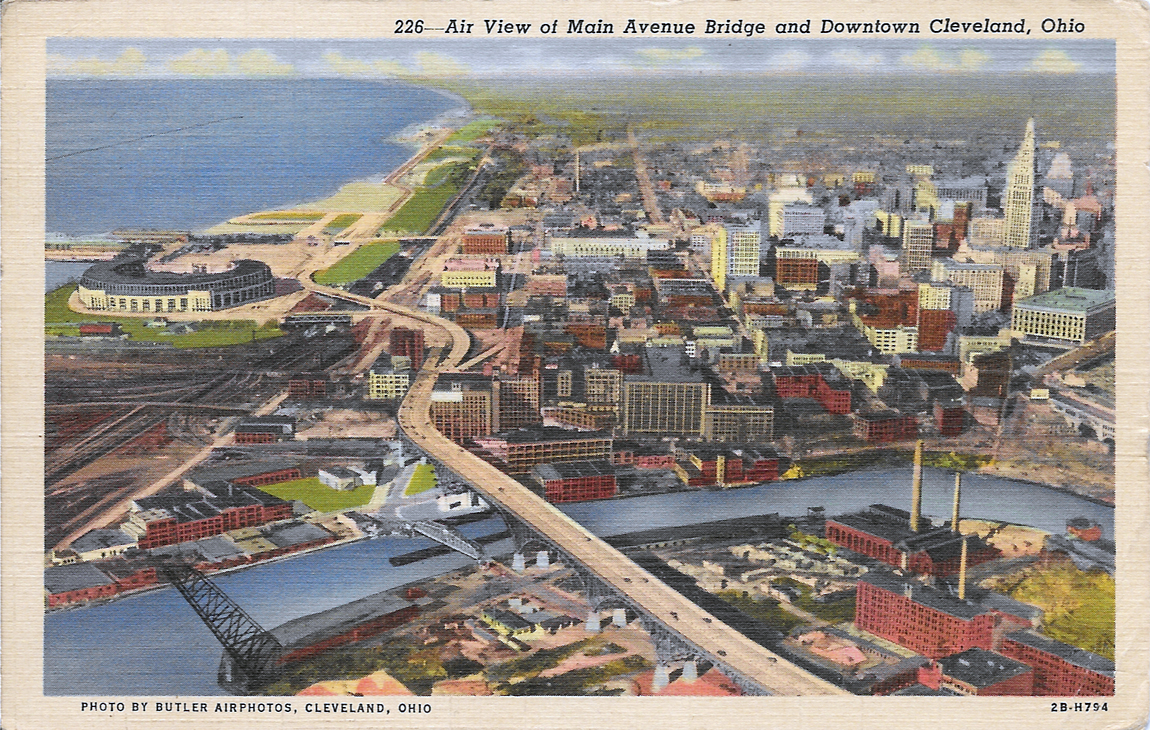 AerialView@Cleveland