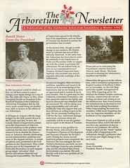 The Arboretum Newsletter