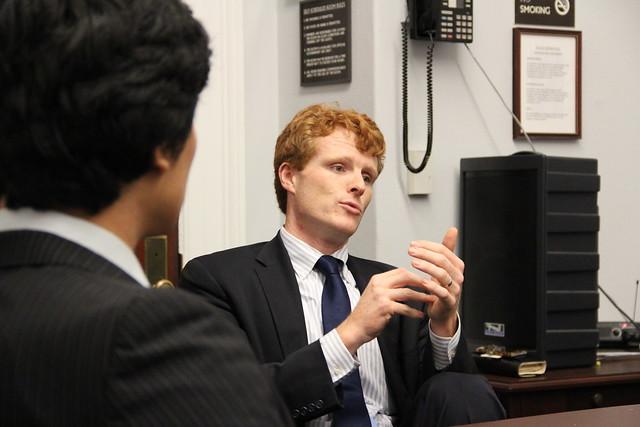 Congressman Joe Kennedy III
