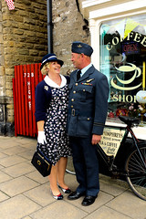 Leyburn 1940s weekend - July'14