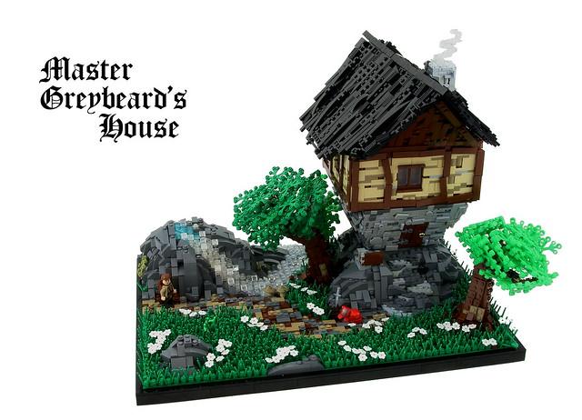 Master Greybeard's House