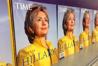 Hillary Clinton Cover
