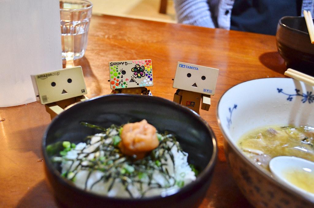 かしわつけ麺。 (7)