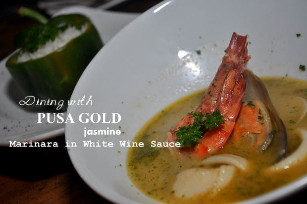 Dining with PUSA GOLD Jasmine 11