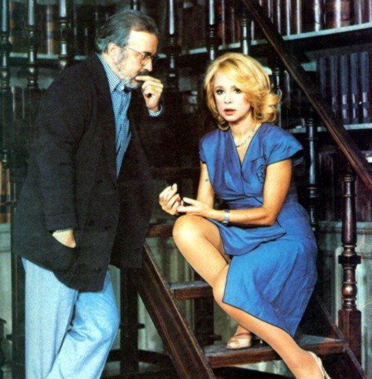 1984 - Αλίκη Βουγιουκλάκη - Δημήτρης Παπαμιχαήλ - Εκπαιδεύοντας τη Ρίτα