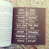 good theft vs. bad theft #austinkleon #steallikeanartist