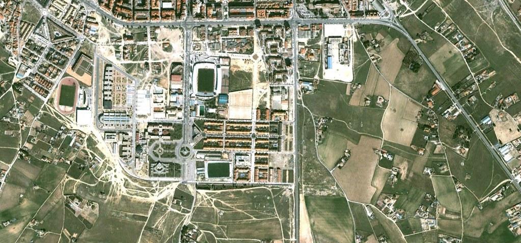 albacete, sur, el queso mecánico, antes, urbanismo, planeamiento, urbano, desastre, urbanístico, construcción