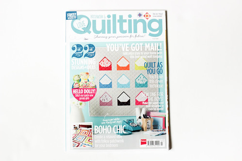 Love Patchwork & Quilting - Issue 7
