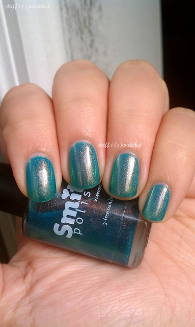 stuff i swatched: Christmas in July: Smitten Polish A Wedding ...