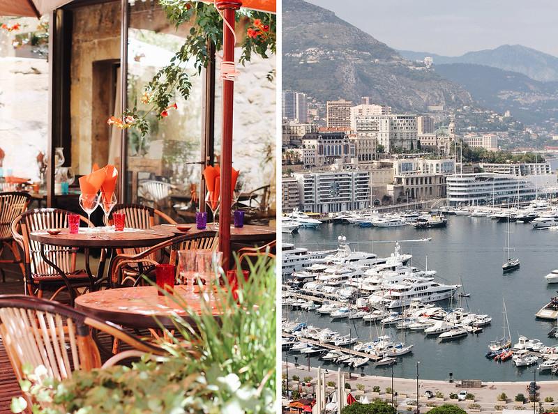 Lourmarin & Monaco, France