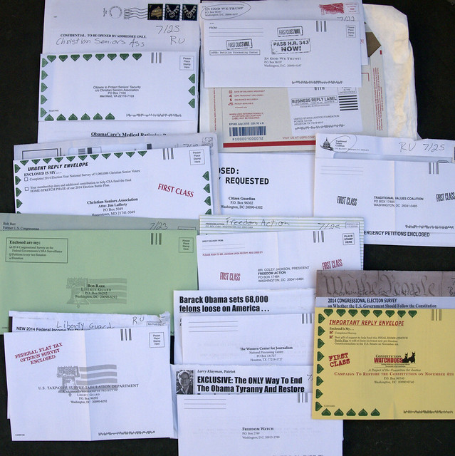 Response Unlimited junk mail