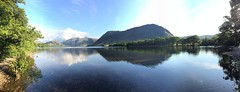 Sunset at Crummock